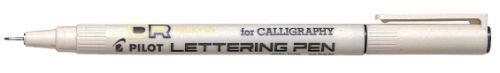 Pilot Lettering Pen 2mm černé kaligrafické pero