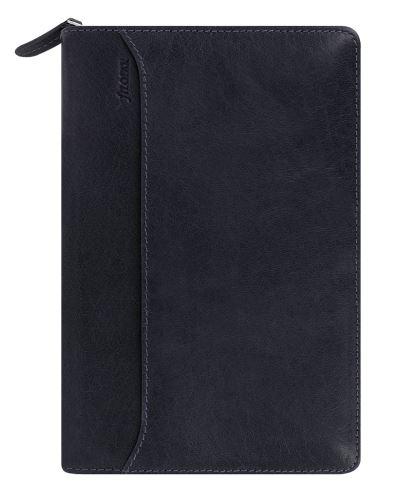 Filofax Lockwood Zip A6 Personal námořnická modř diář osobn