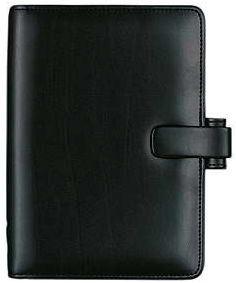 Filofax Metropol A6 Personal černý diář osobní personální