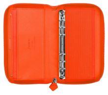 oranžová peněženka
