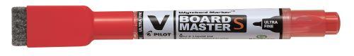 Popisovač Pilot V-Board Master S červený
